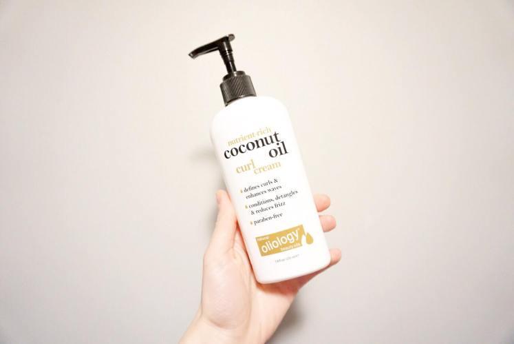 Coconut Hair Product Blog