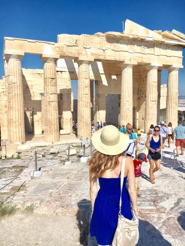 Acropolis Athens Greece Guide
