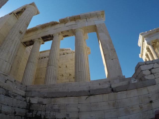 Acropolis Greece Athens Europe Guide