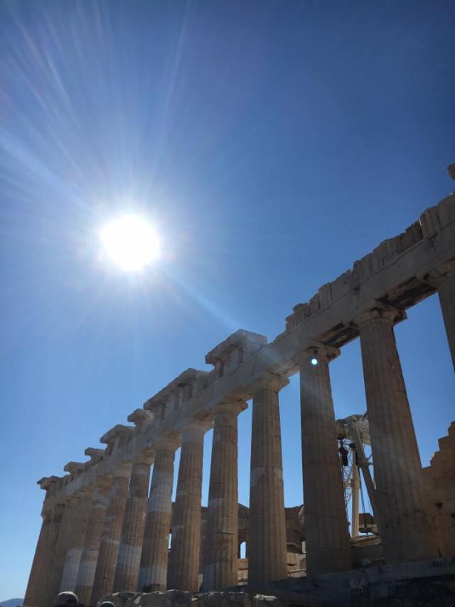 Acropolis Travel Guide Greece