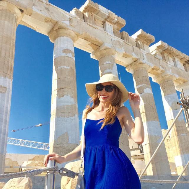 Athena Acropolis Travel Guide