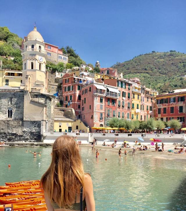 Cinque Terre Italy Guide