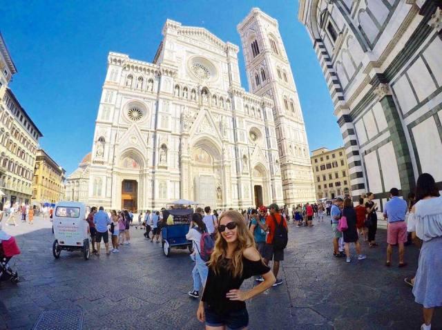 Florence Italy Duomo Europe