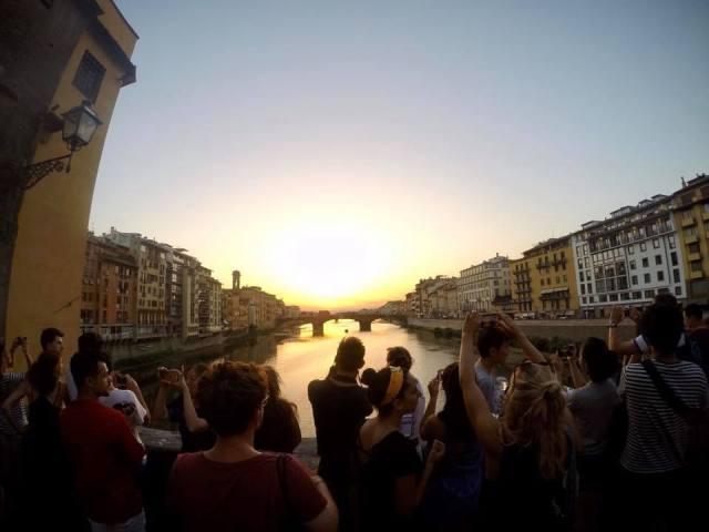 Florence Ponte Vecchio Europe