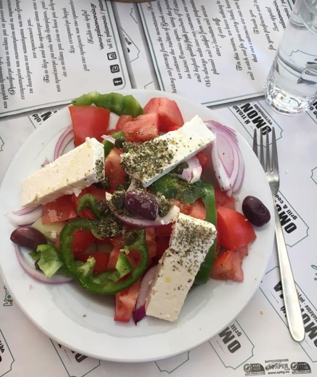 Greek Food Athens Travel Guide