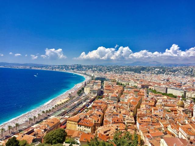Nice France Travel Europe Guide