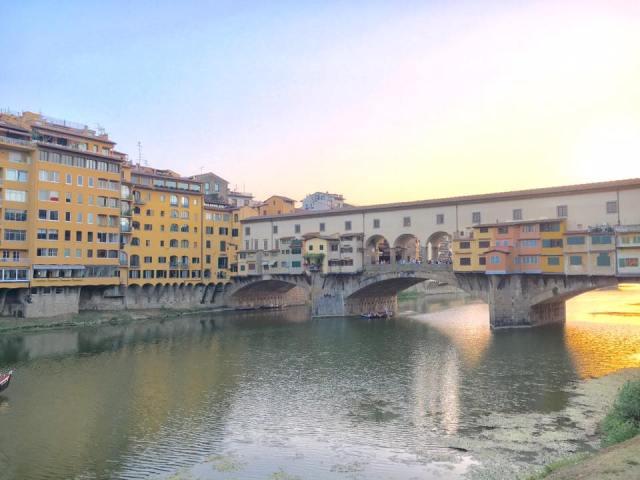 Ponte Vecchio Florence Europe