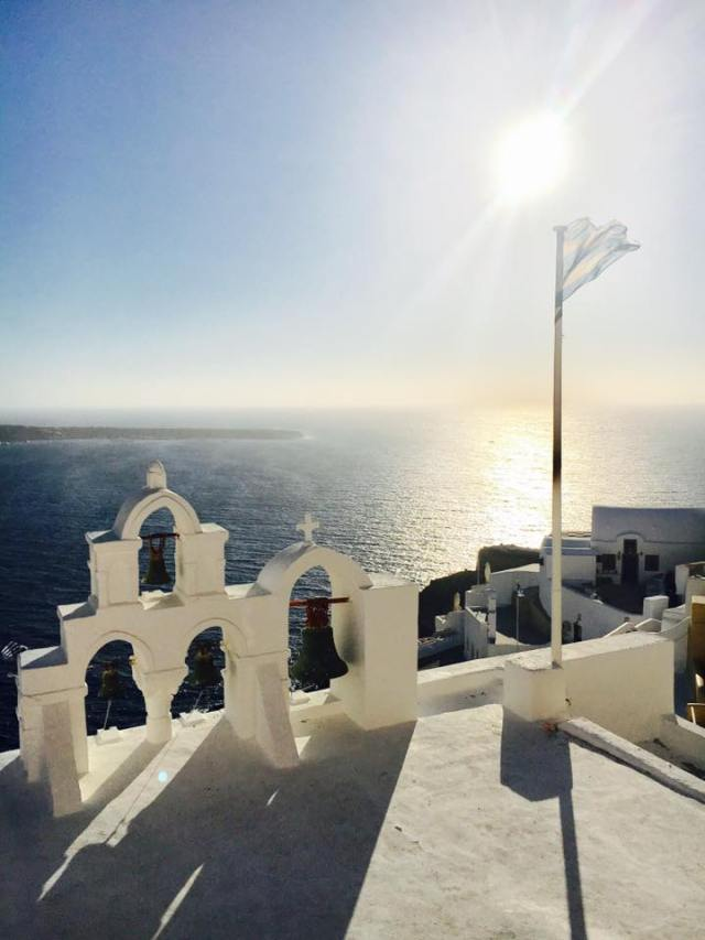 Santorini Island Greek Europe BLog