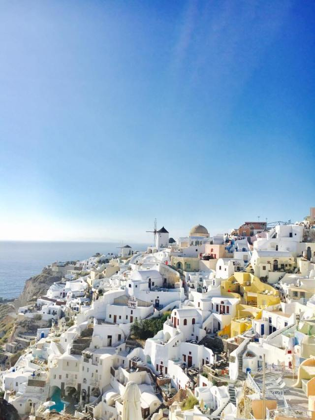 Santorini Oia Europe Guide